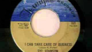Syl Johnson - I Can Take Care of Business (1968)