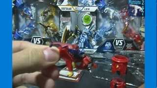 Librax #16 Monsuno Toy Figure 1-pack Wave #2 Opening / Unboxing