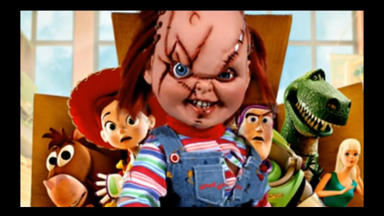 Toy Story 4 Chucky : Chucky story re cut trailer youtube
