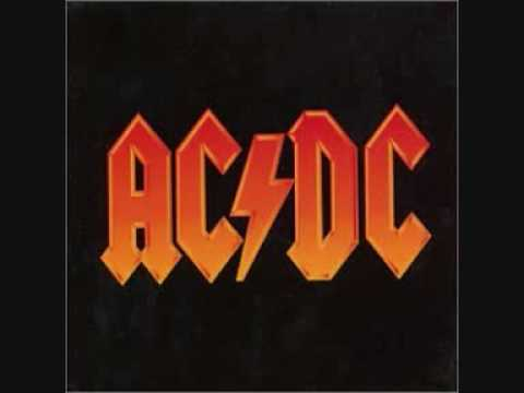 TNT ACDC with lyrics