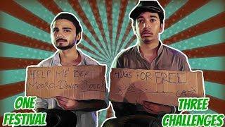 Sakht Muqaabla | Mooroo | VLOG