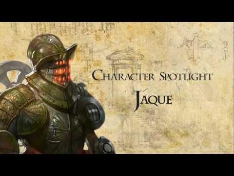 Renaissance Heroes: Character Spotlight - Jaque Trailer (HD)