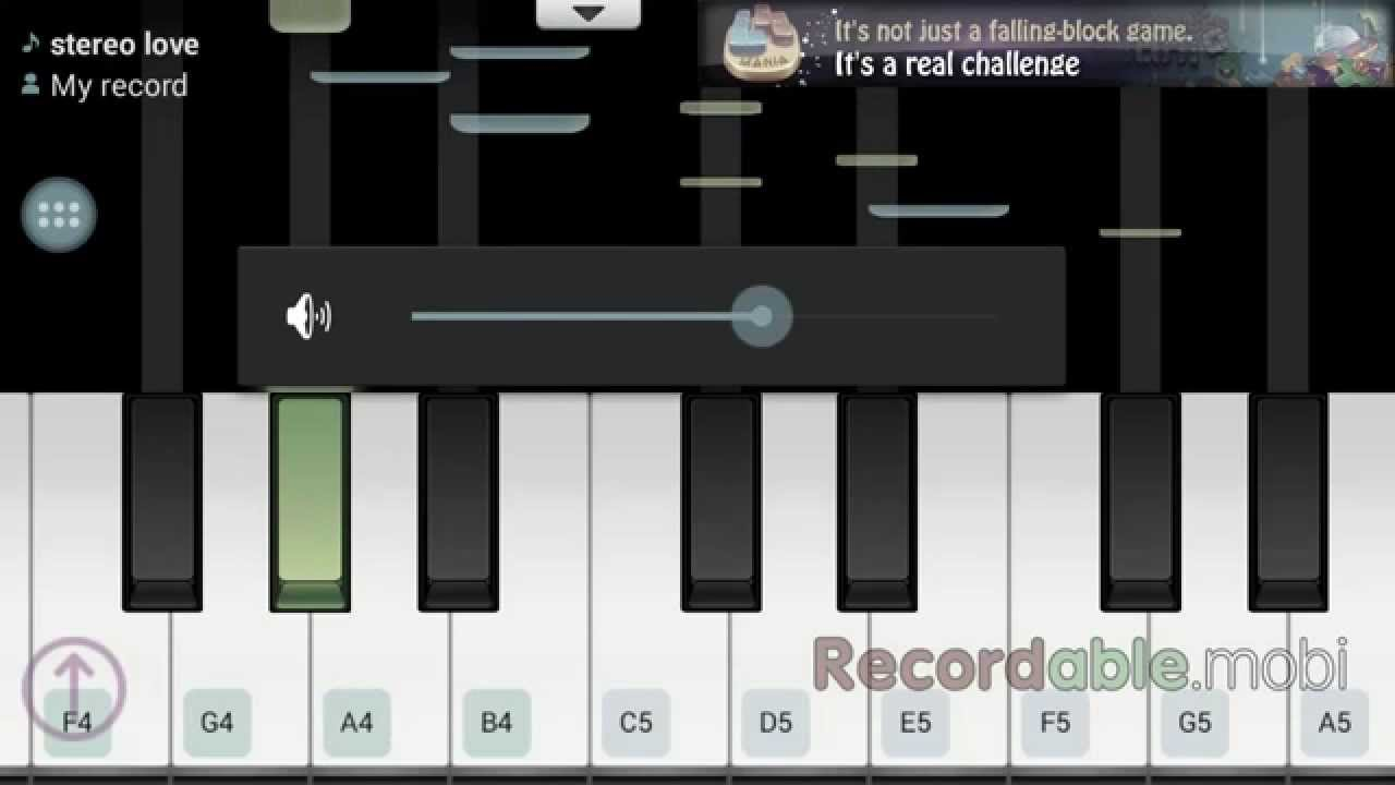 Edward Maya (stereo love) Piano tutorials for begineers
