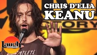 Chris D'Elia - Keanu Reeves