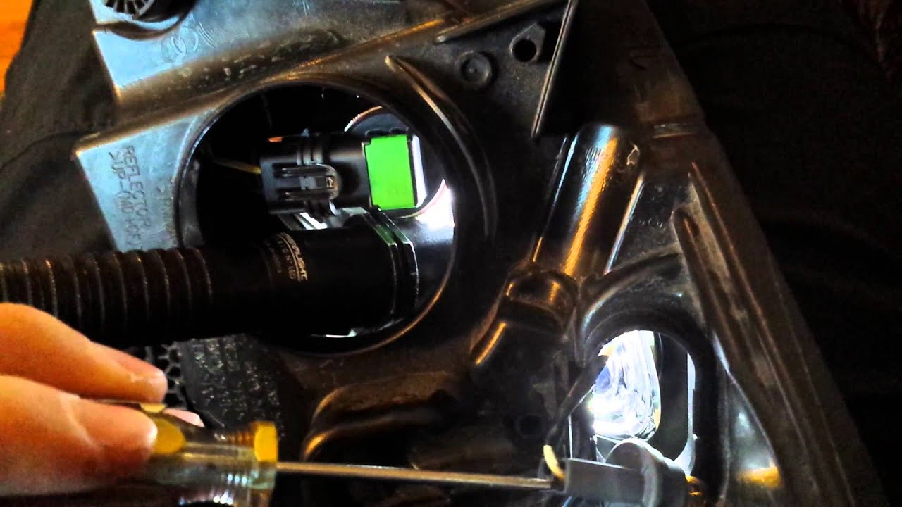 Fusion Replacement Ford 2011 Headlights