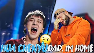 in this video, I am reacting to Hua Chenyu - Dad, I'm Home - probab...