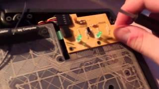 как запилить подсветку клавиатуры(тащемта не лучшее исполнение но мне норм позже вместо выключателя я сделал схему на транзисторах и фоторез..., 2013-11-11T13:57:42.000Z)