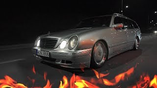Mercedes-Benz from Hell W210 S210 E-Class