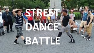 New York Street Dance Battle