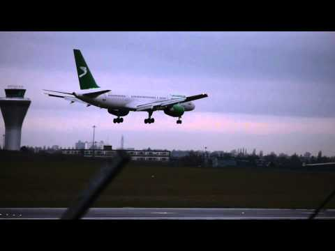 Turkmenistan Airlines Flight 425 (Ashgabat to BHX)