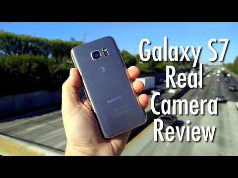 Samsung Galaxy S7 Real Camera Review: Fewer Pixels, More Light