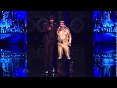 Americas Got Talent 2014  Radio City Music Hall  Juan Carlos