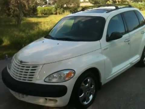 2003 chrysler pt cruiser limited edition in winslow, nj manny's.