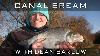 Canal Bream With Dean Barlow