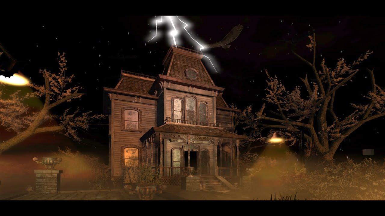 Second Life Halloween 2020 The Second Life Halloween Haunted Tour   YouTube