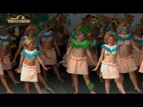 Polyfest 2018:  Cook Islands Stage - One Tree Hill College FULL Performance
