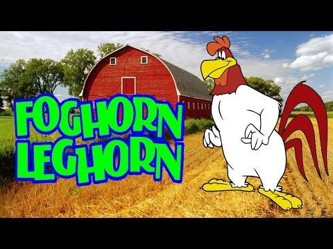 Foghorn Leghorn (Character Chronicles)