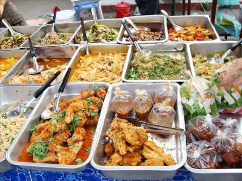 Vientiane Food Market