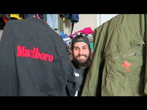 TRIP TO THE THRIFT #19: Marlboro, Tommy Hilfiger, Polo Sport, Nike, Adidas