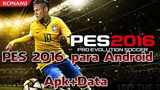 PES 2012 com Atualização do 2016 para Android