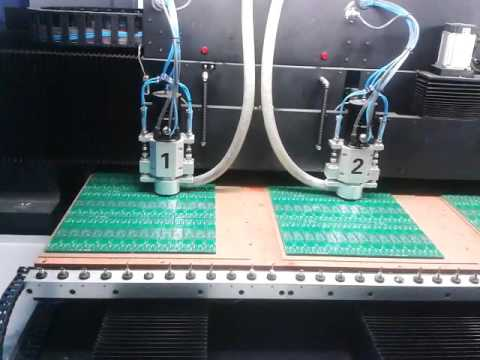 pcb routing machine