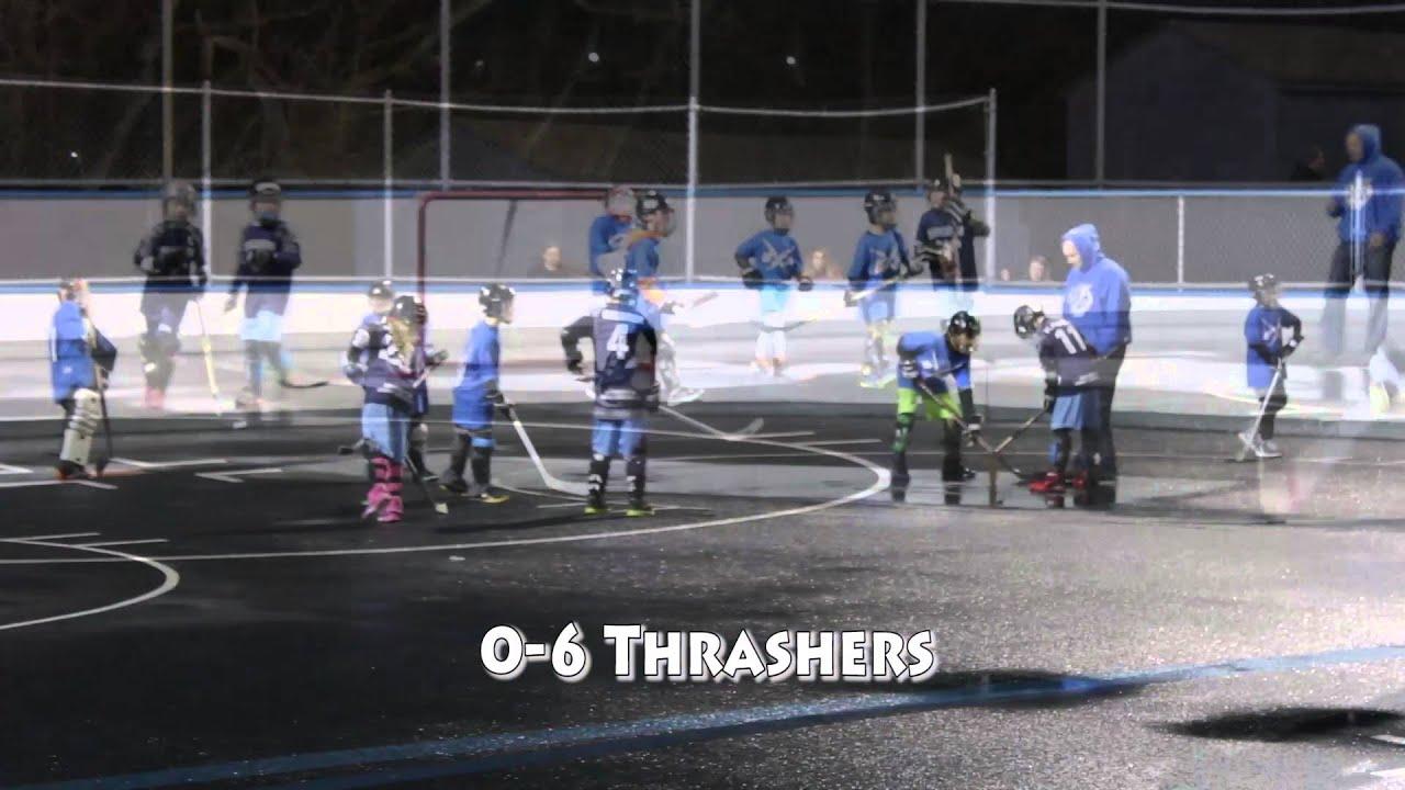 Mays landing street hockey