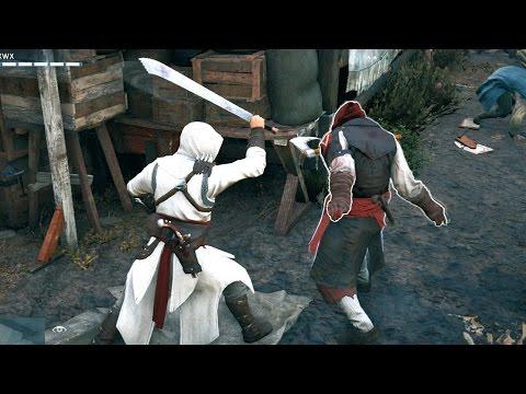 Assassin's Creed Unity My Gear Loadout & Sword Combat Ultra Settings