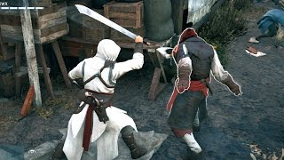 Assassin's Creed Unity My Gear Loadout & Sword Combat Ultra Settings
