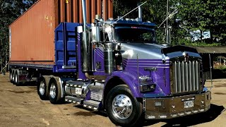 THE DEMON RATE WITH TURBO NEW - IT IS TRACTOMULA KENWORTH T800 - FOR COLOMBIA !!!