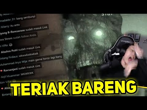 GASANGGUP MAIN GAME HORROR  LIVE STREAM :((