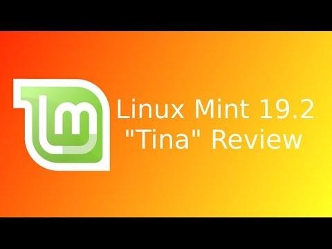 "Linux Mint 19.2 ""Tina"" Review thumbnail"