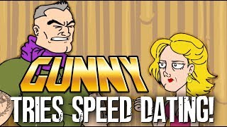 Gunny tries to put a little ten-hut in speed dating this Valentine's Day