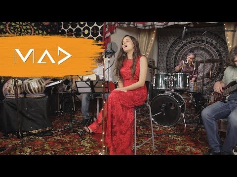 Aakanksha Sharma - Live at MAD
