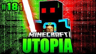 01001000 01101001?! - Minecraft Utopia #181 [Deutsch/HD]
