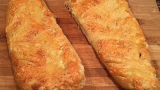 Italian Calzones - How To Make Home Made Calzone