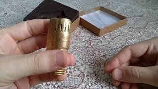 Видеообзор бензиновой зажигалки imco 6700 матовой несгораемый фитиль