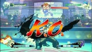[SSFIV: AE] Futanari (Oni) vs. KasperOfNY as Nyankupo (Yun)