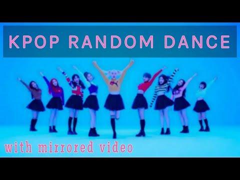 Kpop Random Dance (with mirrored video)