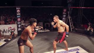 Victor Angami vs Suyash Jadhav