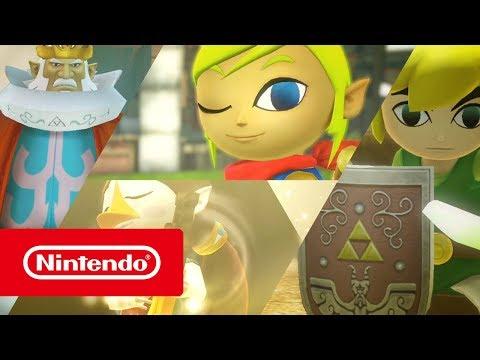 Hyrule Warriors: Definitive Edition - Los personajes #3 (Nintendo Switch)