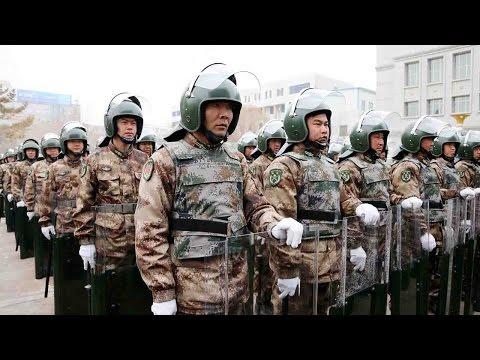 'Iron wall' approach to address terrorism in Xinjiang