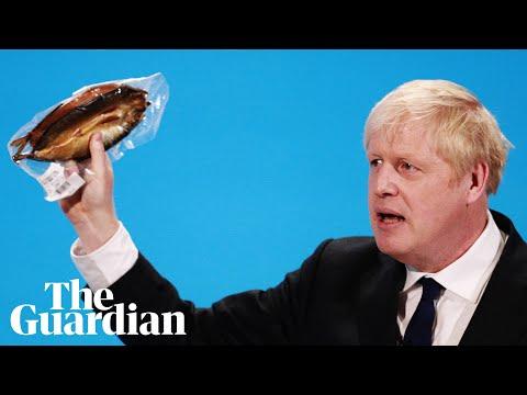 Boris Johnson Blames EU For Kipper Rules That Are British