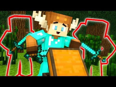 THIS MINECRAFT INVISIBLE CAMO TROLL IS SO OVERPOWERED! (Minecraft Trolling!)