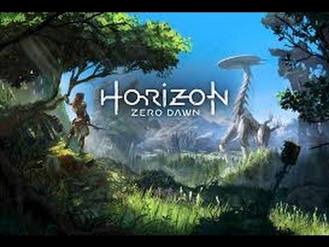 Horizon Zero Dawn Gameplay Part 1 1080p