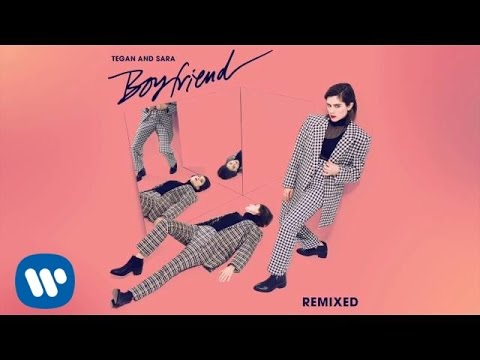 Tegan and Sara - Boyfriend (Remix Cover)