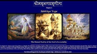 Chapter 2 Shrimad Bhagvad Gita (Sanskrit) - Sankhya Yoga - Chanting By Amitabh Singh