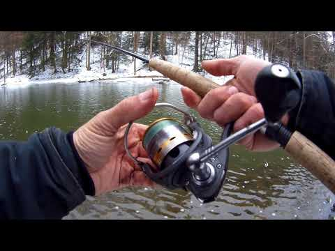Ohio Trout Fishing | Lower Clearfork River | Pleasant Hill Lake