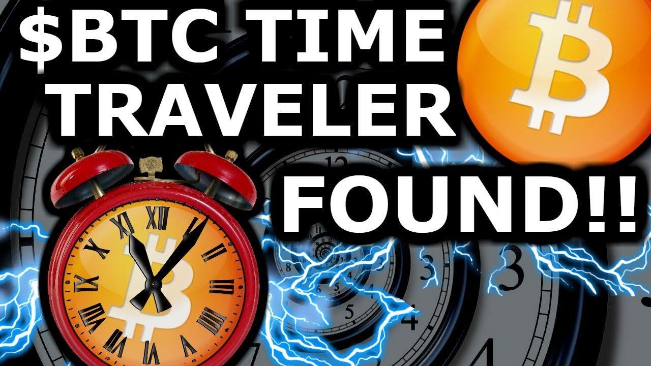 bitcoin miliardar time travel
