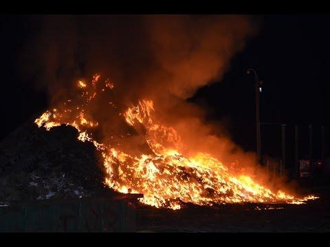 Depew FD Rubbish Fire - 4153 Broadway - Box 322