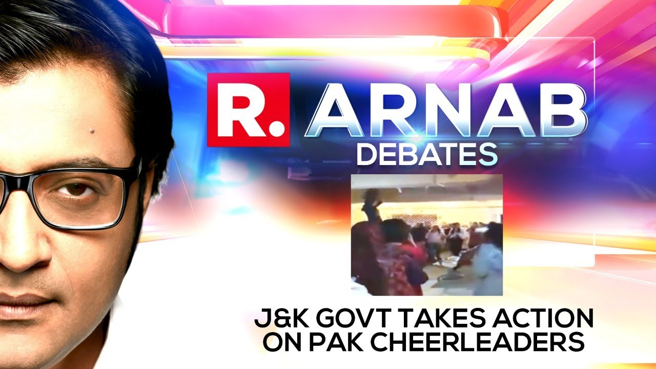 Download Arnab Goswami Asks Hussain Kargili Whom He Supports In India-Pakistan Match; Watch The Answer